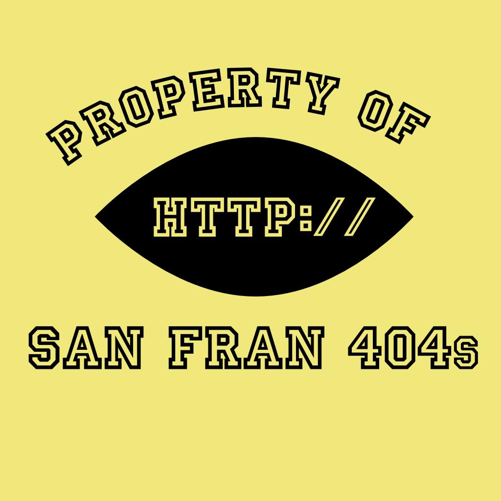 San Fran 404s