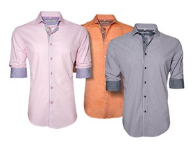 Ethan Williams Dress and Sport Shirts