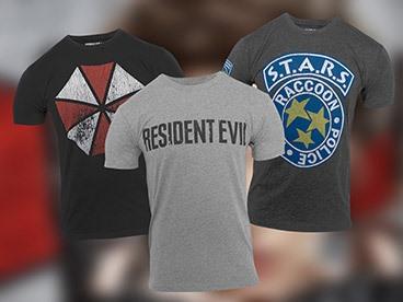 Resident Evil Tees