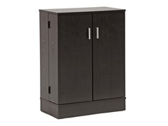 Baxton Studio Jesson Media Cabinet