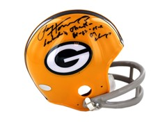 Paul Hornung Signed Green Bay Packers