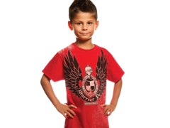 Winged Warrior Tee (Sizes 2T-7)
