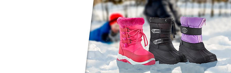 Fun Club Snow Boots