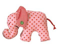 Mini Elefant Rose Rattle