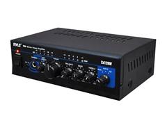 2x120W Mini Stereo Power Amplifier