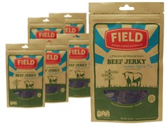 Honey Spice No: 11 Beef Jerky 6 pack