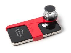 Dot Panoramic iPhone 4/4S Camera Lens