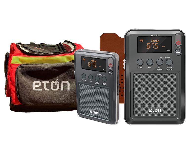 Eton Emergency Radio and 72 Hour Emergency Kit