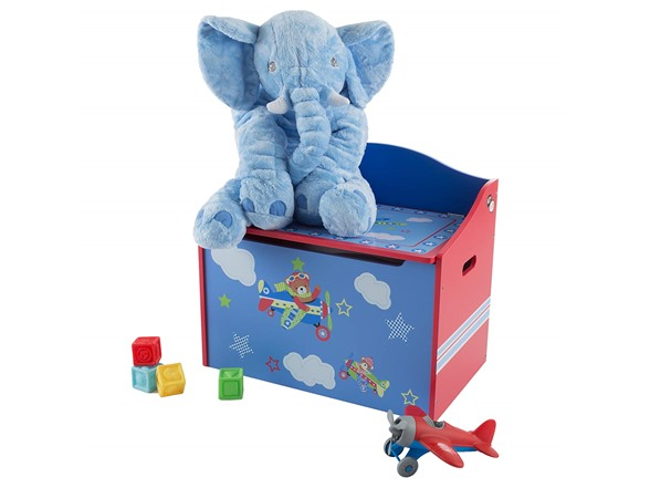 Toy Box Storage Bench Seat For Kids