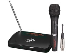 Dual Function Wireless/Wired Microphone