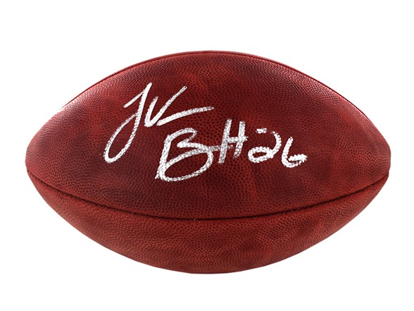 76e4ef745 Le Veon Bell Steelers Signed Football