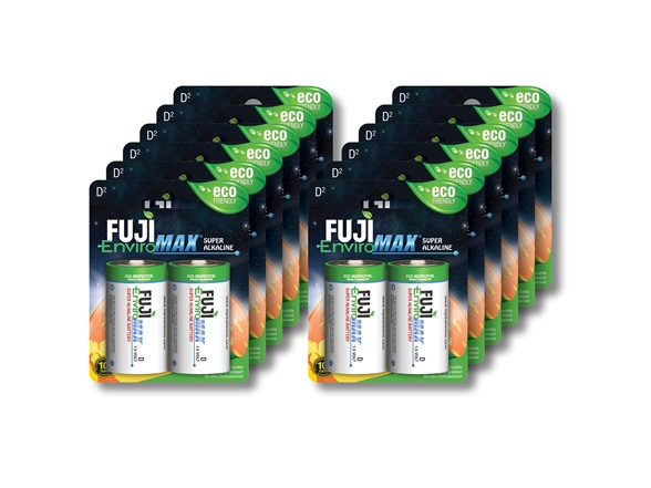 Image of Fuji Enviromax Batteries