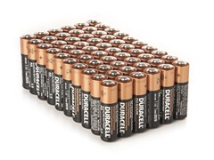 AA CopperTop Alkaline Batteries - 60 Pack
