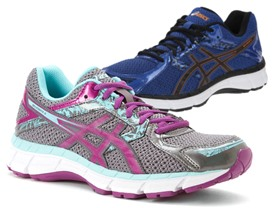 Men's and Women's Asics