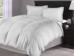 Down Alternative Comforter - White - 3 Sizes