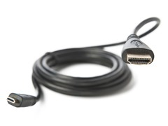 6' micro HDMI to HDMI Cable
