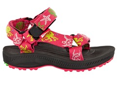 Hurricane Sandal - Pink (Toddler 4-7)
