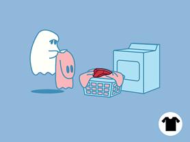 Haunted Laundry
