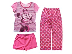 Minnie Mouse 3-Piece Set (4-10)