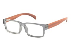 Pico Optical Frame, Cherry