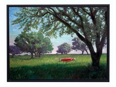 Eric Joyner Summertime Framed Canvas Art