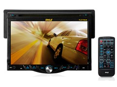 "7"" In-Dash Touch Screen Receiver w/ Bluetooth"