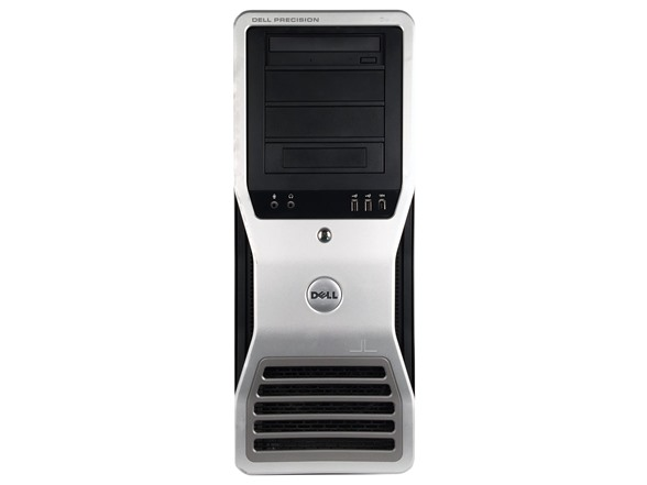 Dell T7400 Intel Xeon Quad-Core Workstation