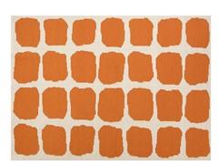 Maroc Sabra  Flat Weave - White