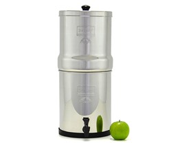 Big Berkey Stainless Steel Water Filtration System