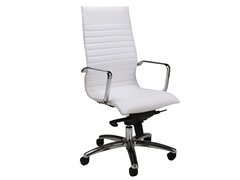 Kaffina Office Chair Ivory