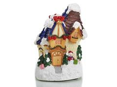 Christmas House Statue A