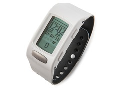LifeTrak Activity Monitor -Black/White