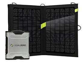 Goal Zero Sherpa 50 Solar Recharging Kit