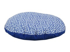 "Oskar Terrace Sea 36"" Round Pet Bed"