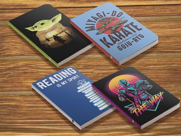 Brand New Journals!