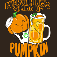 Everything's Coming Up Pumpkin