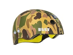 BULT Benny X3 Helmet w/ Video Camera - Camo