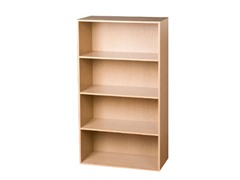 Pasir 4 Tier Open Shelf Beech