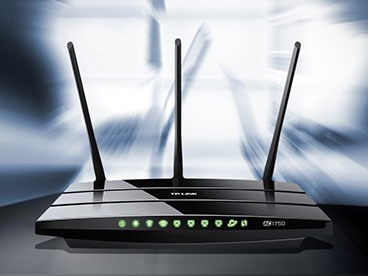 TP-Link Archer C7 Wireless Gigabit Router