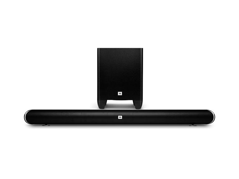 JBL Home Cinema 2.1 Soundbar & Subwoofer