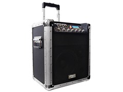 "8"" Battery Powered Portable PA System"