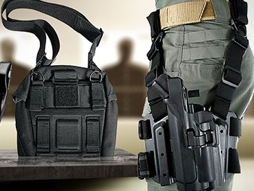Holsters and Tactical Items