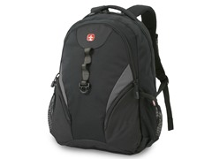 Backpack- Black with Grey
