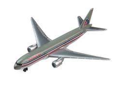 American Airlines Die Cast Jet