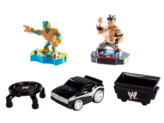 WWE Rumblers Apptivity Starter Set