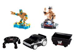 WWE Rumblers Apptivity Starter Set
