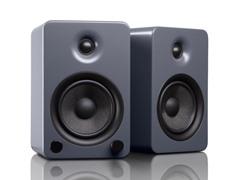 YU5 Premium Bluetooth Bookshelf Speakers(Pair)