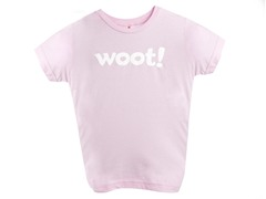 Woot! Kids' T-Shirt - Pink