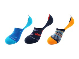 Unsimply Stitched No Show Socks 3-Pack