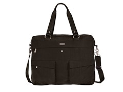 Baggallini Executive Satchel, Espresso